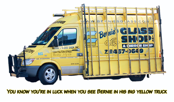 Bernie's Glass Shop Inc.